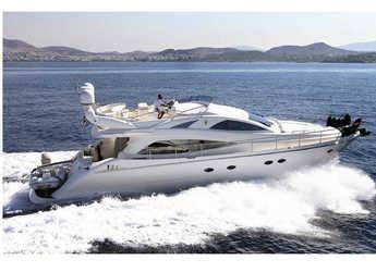 Alquilar yate en Marina di Cannigione - Aicon 54s