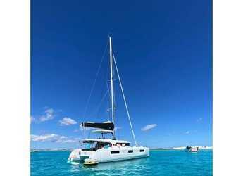 Rent a catamaran in Naviera Balear - Lagoon 46 InnPro