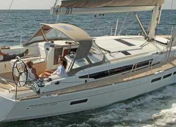 Rent a sailboat in Marina di Portorosa - Sun Odyssey 509 - 5 + 1 cab.