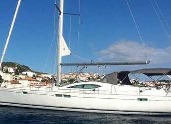 Rent a sailboat in Marina di Portorosa - Sun Odyssey 54 DS - 4 + 1 cab.