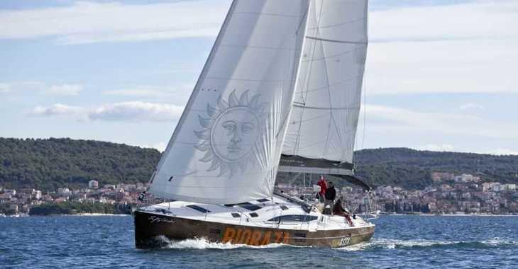 Rent a catamaran in Marina Le Marin - Bahia 46
