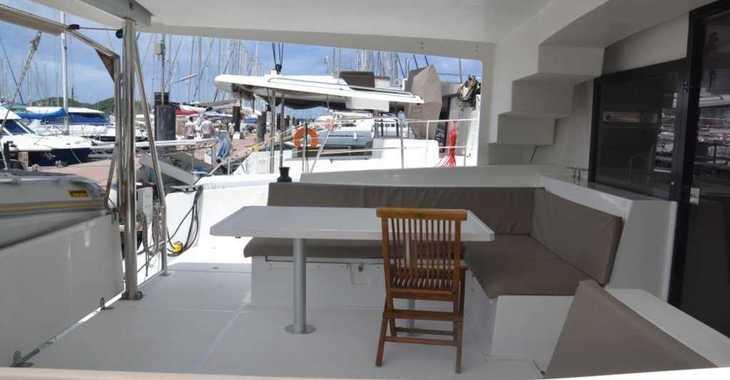 Rent a catamaran in Marina Le Marin - Bali 4.5 - 4 + 2 cab.