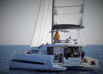 Rent a catamaran in Marina Bas du Fort - Bali 4.3 - 4 + 2 cab.