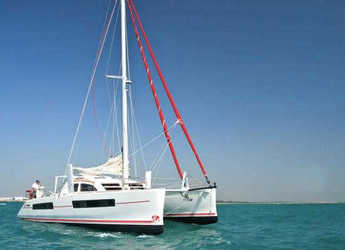 Rent a catamaran in Marina Bas du Fort - Catana 47 Ocean Class