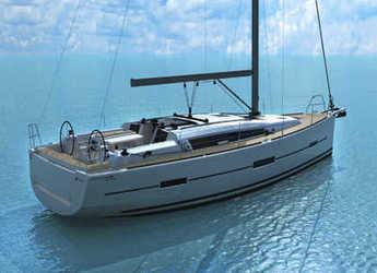 Chartern Sie segelboot in Marina Bas du Fort - Dufour 412 GL