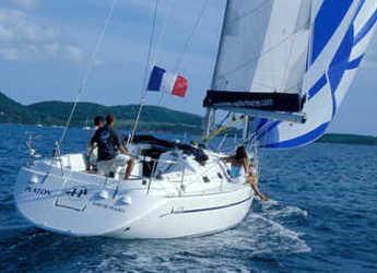 Alquilar velero en Marina Bas du Fort - Harmony 38