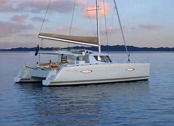 Rent a catamaran in Marina Bas du Fort - Helia 44 - 4 + 2 cab.