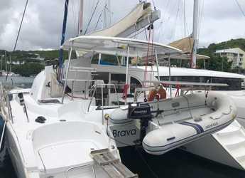 Rent a catamaran in Marina Bas du Fort - Lagoon 380 - 4 cab.