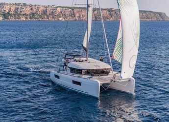 Chartern Sie katamaran in Jolly Harbour - Lagoon 40 - 4 + 2 cab