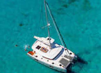 Chartern Sie katamaran in Jolly Harbour - Lagoon 42 - 4 + 2 cab.