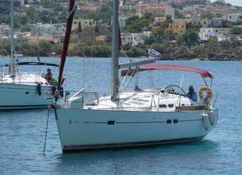 Rent a sailboat in Marina Gouvia - Oceanis Clipper 423 - 4 cab.