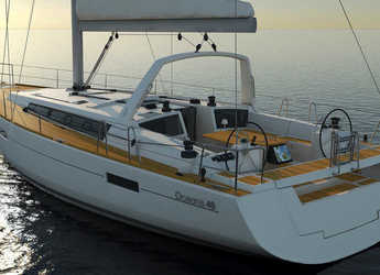 Rent a sailboat in Marina Le Marin - Oceanis 48 - 4 cab.