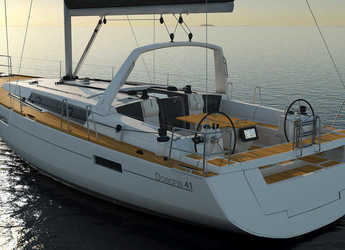 Rent a sailboat in Jolly Harbour - Oceanis 41.1