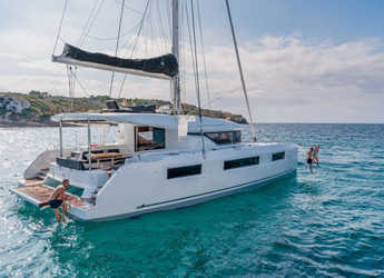 Rent a catamaran in Marina Sukosan (D-Marin Dalmacija) - Lagoon 50- owner version
