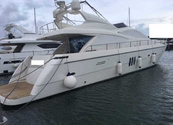 Rent a motorboat in Marina Baotić - Abacus 70