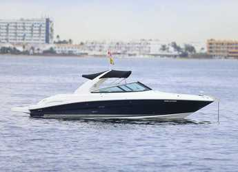 Rent a motorboat in Marina Botafoch - Sea Ray 290 Bow Ride