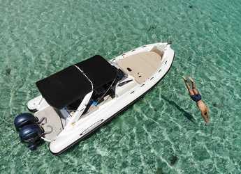 Rent a dinghy in Marina Botafoch - Maestrale 8.2