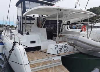 Rent a catamaran in Veruda - Lagoon 42