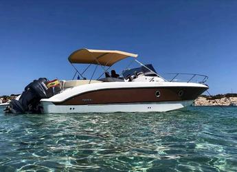 Rent a motorboat in Marina Ibiza - Sessa 30