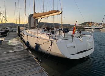 Rent a sailboat in Marina el Portet de Denia - Jeanneau Sun Odyssey 439