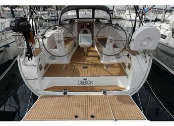 Rent a sailboat in Marina di Portisco - Bavaria Cruiser 41