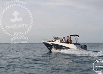 Chartern Sie schlauch-/beiboot JEANNEAU CAP CAMARAT 650 WA  in Cala Ratjada, Cala Ratjada