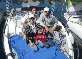 Louer dinghy JEANNEAU CAP CAMARAT 650 WA  à Cala Ratjada, Cala Ratjada