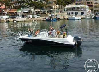 Rent a motorboat in Cala Ratjada - JEANNEAU CAP CAMARAT 650 WA