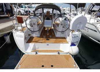 Rent a sailboat in Marina di Portisco - Bavaria Cruiser 34