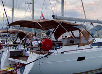 Rent a sailboat in Port of Pollensa - Elan 50 Impression