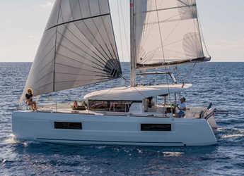 Rent a catamaran in Port of Pollensa - Lagoon 40