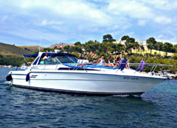 Chartern Sie yacht in Port of Pollensa - Sea Ray 460