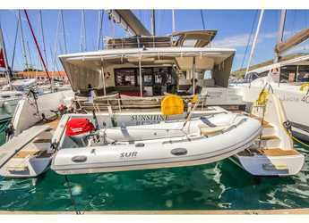 Rent a catamaran in Split (ACI Marina) - Saba 50