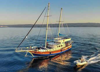 Alquilar goleta en Puerto Matejuska - Gulet