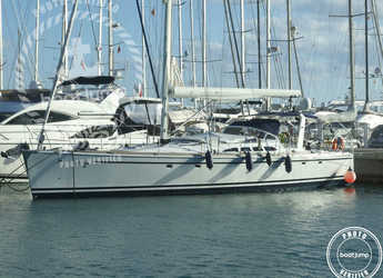 Rent a sailboat in Marina Port de Mallorca - Level 56