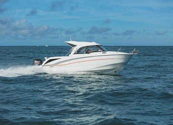 Chartern Sie motorboot in Marina Mandalina - Antares 8 OB