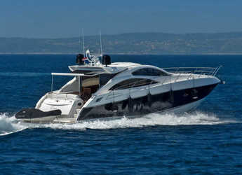 Rent a yacht in Stobreč Port - Sunseeker Predator 62