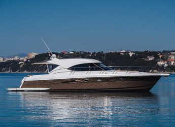 Rent a yacht in Stobreč Port - Riviera 5000 Sport Yacht