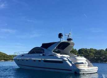 Rent a motorboat in Stobreč Port - Fairline Targa 48