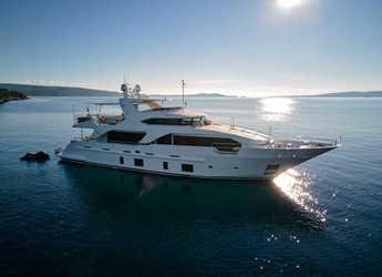Chartern Sie yacht in Stobreč Port - Delfino 93
