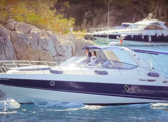 Rent a yacht in Santa Ponsa - Cranchi Endurance 41