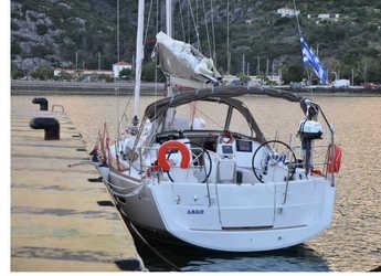 Louer voilier à Marina Zeas - Sun Odyssey 379