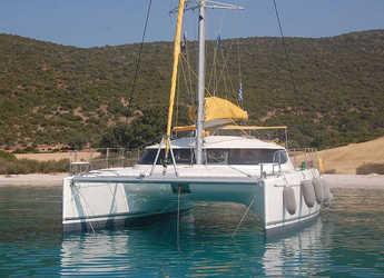 Rent a catamaran in Marina Zeas - Lavezzi 40