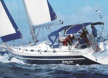 Louer voilier à Marina Zeas - Ocean Star 51.2