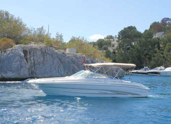 Louer dinghy à Santa Ponsa - Sea Ray 280