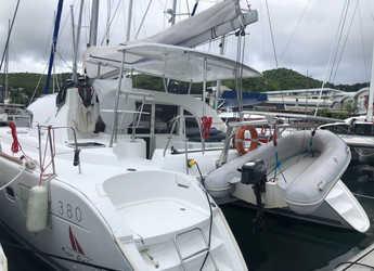 Rent a catamaran in Placencia - Lagoon 380 - 4 cab.