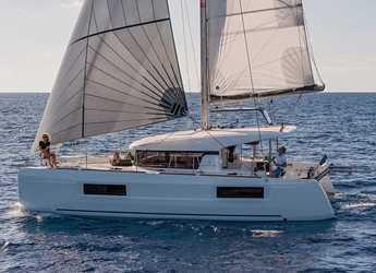Rent a catamaran in Placencia - Lagoon 40 - 4 + 2 cab