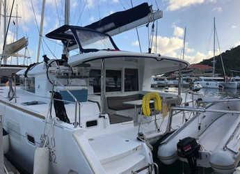 Rent a catamaran in Placencia - Lagoon 400 S2 - 4 + 2 cab.