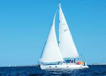 Rent a sailboat in Pltja de ses salines - Amica 44