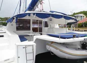 Rent a catamaran in Placencia - Salina 48 - 6 + 2 cab.